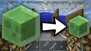 Minecraft- Slime Reducer Tutorial [1.11 Ready]