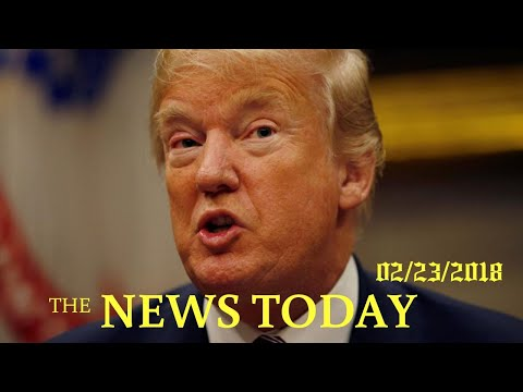 Exclusive: Trump Calls Meeting On Biofuels Policy Blamed By Bankrupt Refiner | News Today | 02/...
