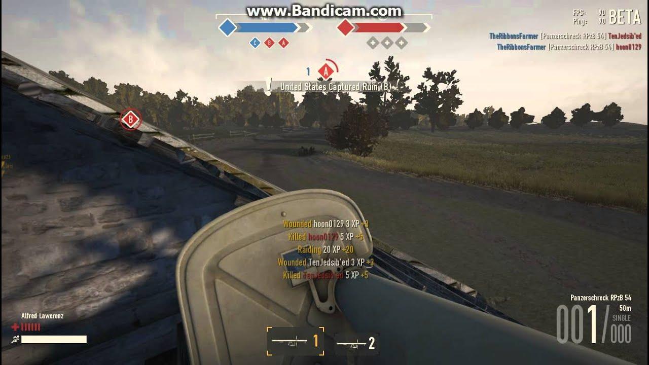 Heroes & Generals] Panzerschreck RPzB 54 porn - YouTube
