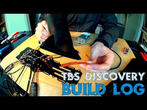 [BUILD] TBS Discovery - Time Lapse Build Log