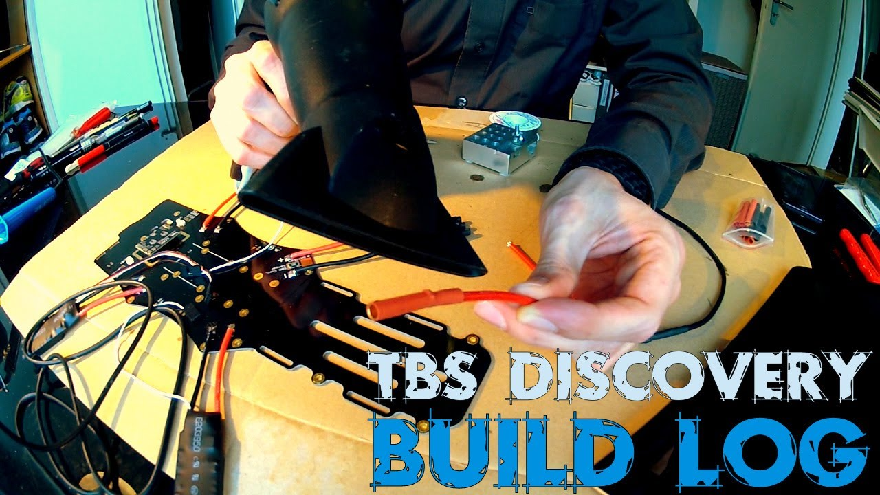 TBS Discovery - Magazine cover