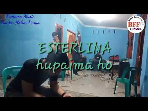 Lagu Batak | Esterlina | Cover | Pratama Music | B F F TV