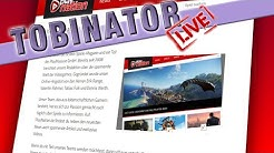 TOBINATOR LIVE [045]: Wie war das mit PlayMassive? ✦ Live Stream via Twitch