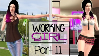 Sims 3 | The Working Girl: Part 11 - Back to work