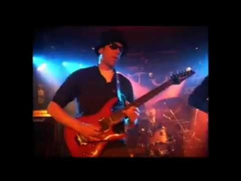 Joe Satriani - Theme for a Strange World Cover by John Finney.MP4