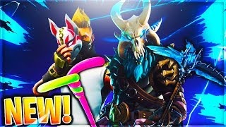 NEW Season 5 BATTLE PASS Skins LEAKED! All Season 5 Item Shop Skins! (Fortnite Season 5 Skins)