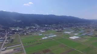 ハンググライダー全日本学生選手権 in耳納