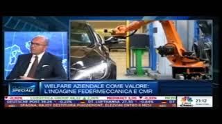 27-10-2017 SPECIALE CLASS CNBC - Intervista al Presidente di Federmeccanica Alberto DAL POZ