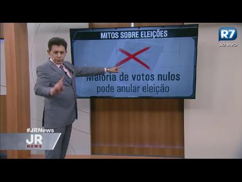 Jornal da Record News com Heródoto Barbeiro #JRNews | 20/08/2018