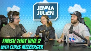 Podcast #245 - Finish That Vine 2 with Chris Melberger