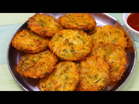 New snacks recipe | Quick Snacks recipe | Instant Snacks Recipe | Less Ingredient Snacks recipe