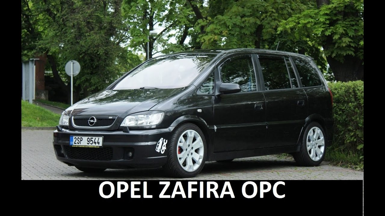 opel zafira opc youtube. Black Bedroom Furniture Sets. Home Design Ideas