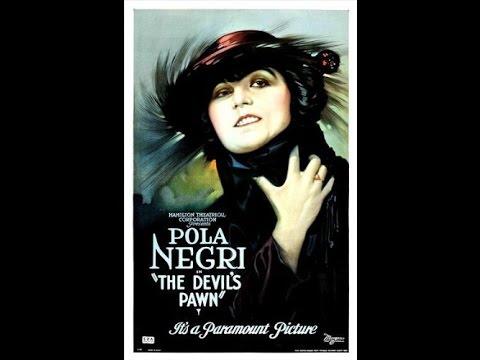 Der Gelbe Schien (The Yellow Ticket aka The Devil's Pawn) - 1918; Victor Janson, Pola Negri