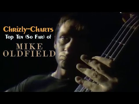 Chrizly-Charts TOP 10 [Retro]: Best Of Mike Oldfield