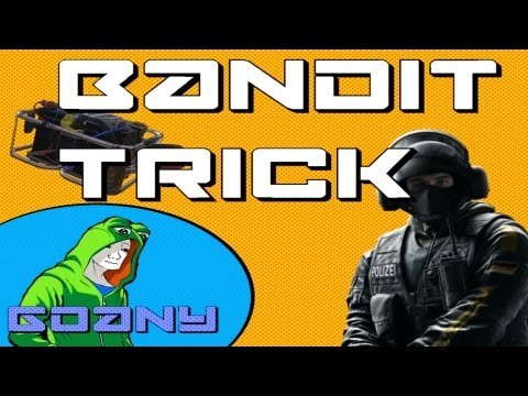 Bandit Trick(And More) Rainbow Six Siege