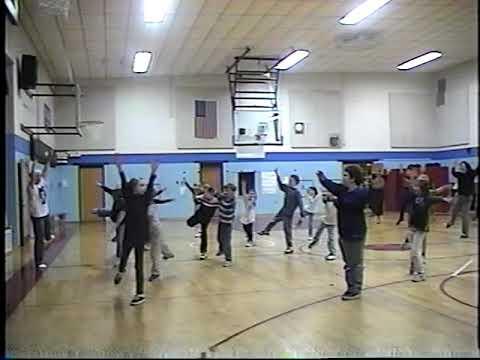Third Grade Dance  1999-2000 Dedham School