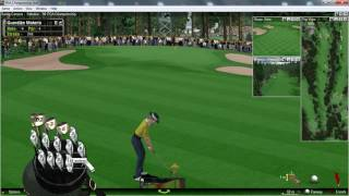 PGA Championship Golf (Sahalee Country Club) (Headgate Studios) (Windows) [1999]
