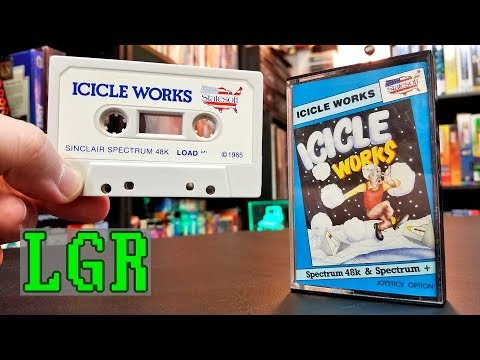 Download Youtube: LGR - Icicle Works - Commodore 64 Game Review