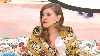 Iulia Albu, despre Inna, Monica Barladeanu si Adi Sana