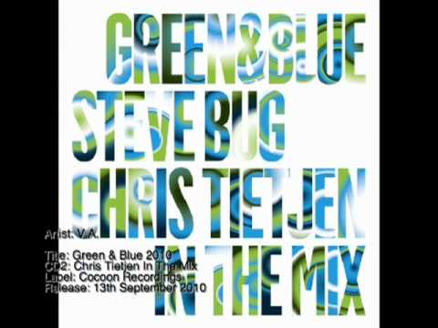 VA - Green & Blue 2010 mixed by Steve Bug & Chris Tietjen (CORMIX031)