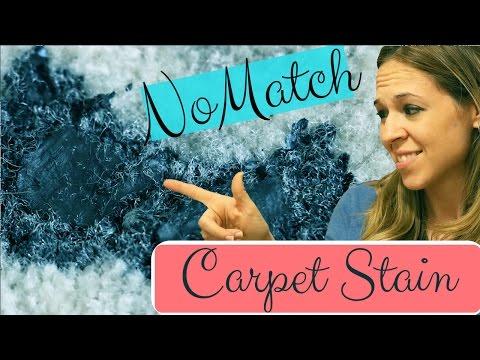 Remove Acrylic Paint Carpet Stain