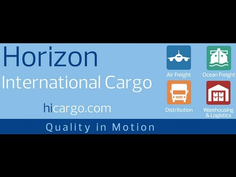 International Freight and Supply Chain Solution Provider - Horizon International Cargo