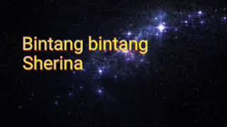 Lirik lagu anak - Bintang Bintang - Sherina
