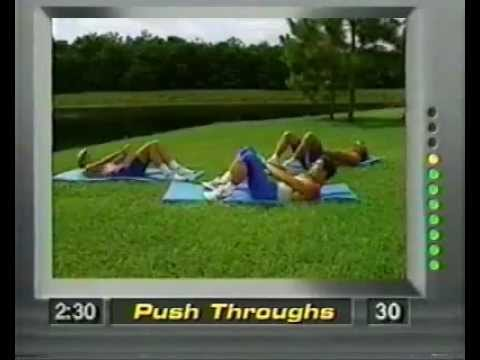 Aerobic - 8 minute Abs (workout fitness)
