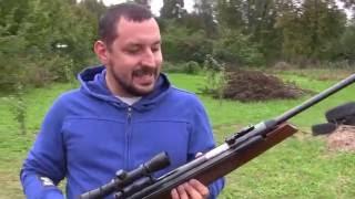 """Обзор винтовки Диана 54 АйрКинг (Diana mod.54 AirKing, 4.5"""")"""