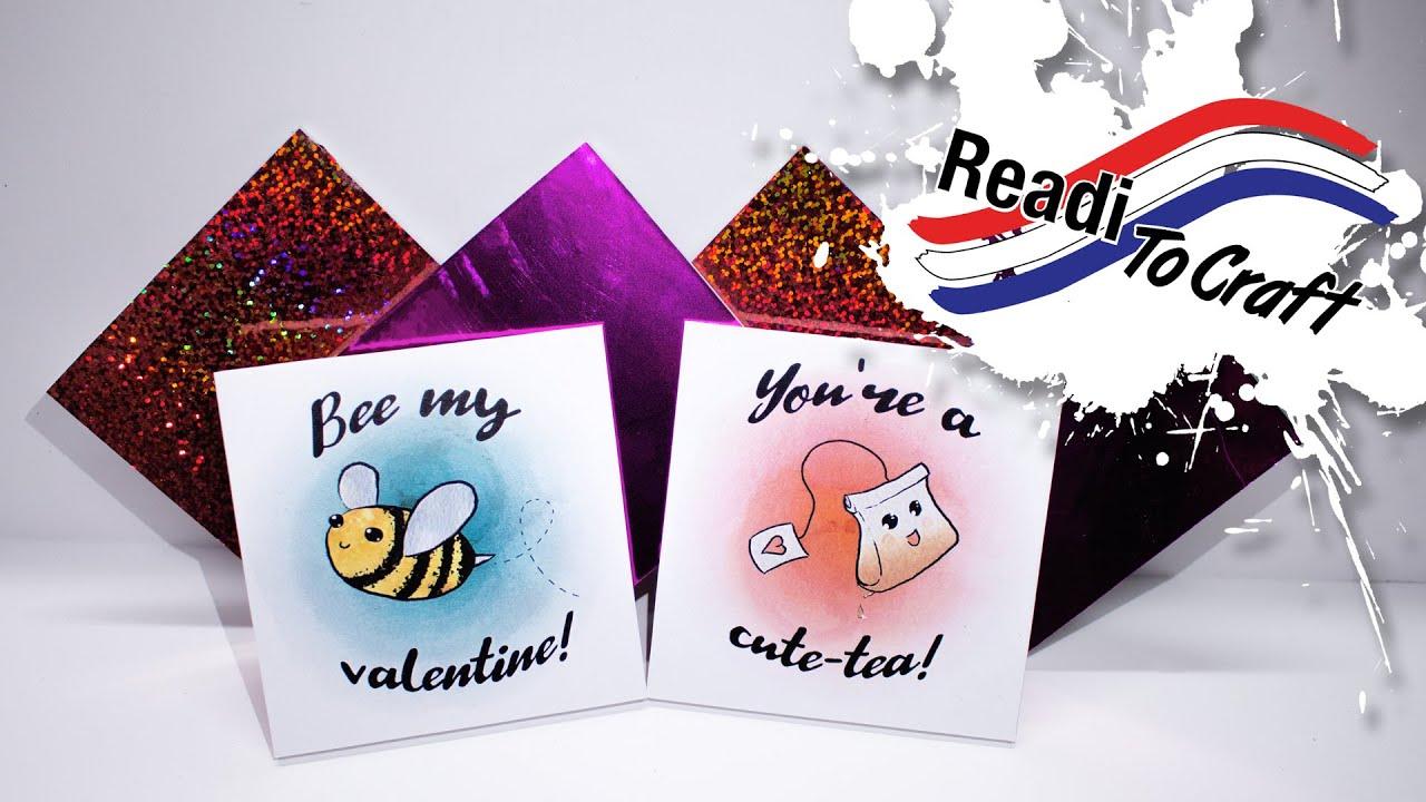 Readi to Craft: Valentines