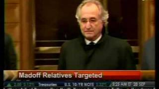 Madoff relatives Targeted