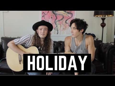 Holiday - Green Day (Acoustic Cover)