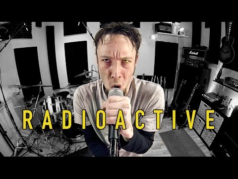 Radioactive (metal cover by Leo Moracchioli)