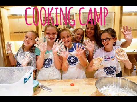 Summer Camp At ABC Chefs - Kids Culinary Camp