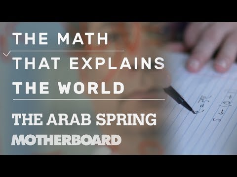 The Math That Predicted the Arab Spring