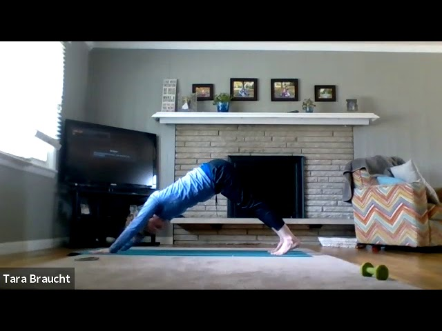 Strength and Stretch with Tara 4 23