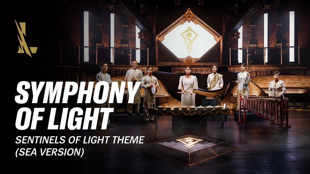Symphony of Light | Sentinels of Light Theme (SEA Version) - League of Legends: Wild Rift