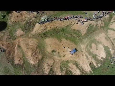 100tracks offroad competition - Runcu, Gorj - 2016