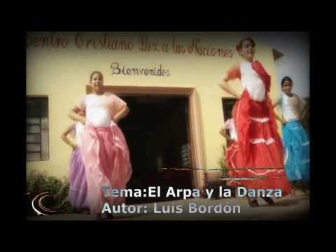 El arpa  y la danza 2 0