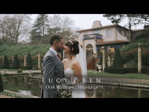 The Italian Villa Wedding Venue Film - Lucy & Ben - Our Wedding Highlights