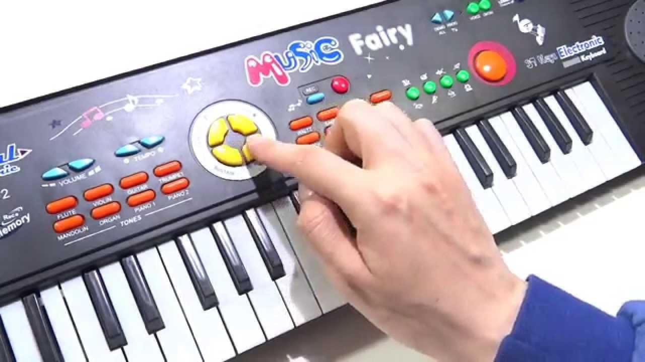 Organeta Teclas 22 Canciones Piano Juguete Tonos 37 De 3tlfckj1 Ritmos qzLUpSMVG