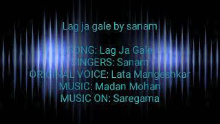 Lag ja gale by sanam lyrics