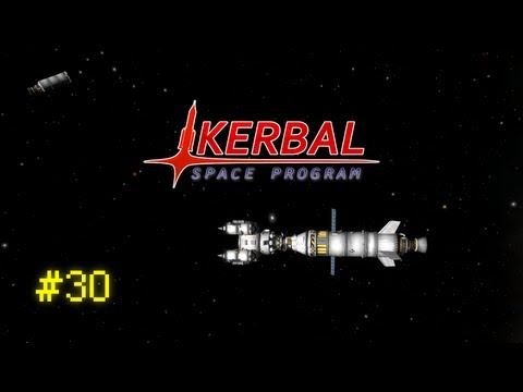 Kerbal Space Program: Ep #30 — Accommodation