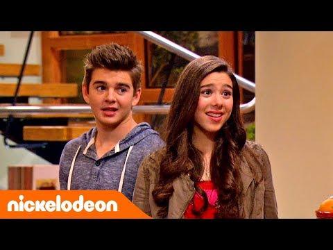 Грозная семейка | Первые 5 минут ????⚡️ | Nickelodeon Россия