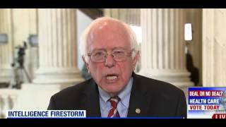 Bernie Sanders Asks The One Question That Will Bring Down Trump