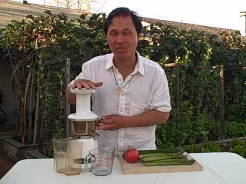 how to juice oranges how to make almond milk with a juicer