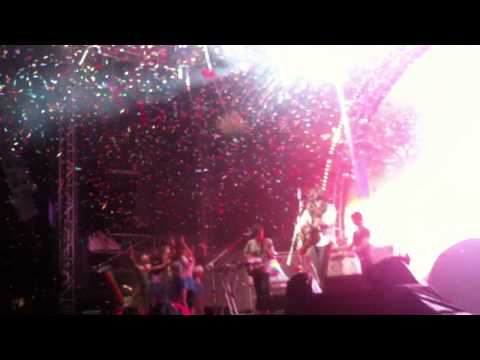 The Flaming Lips - Do you Realize (Live Greenville Festival 2012)