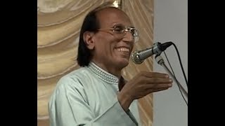 Dr. Bashir Badr [International Mushaira 2002 Houston]{2}