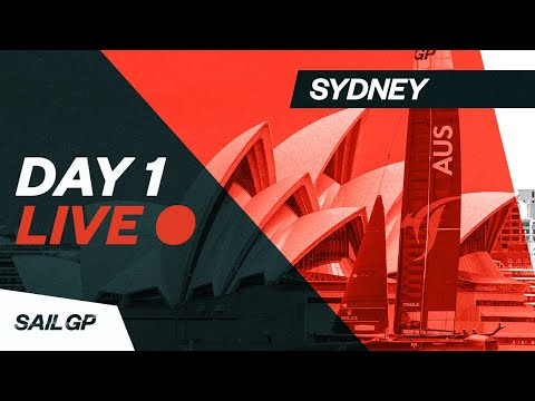 Live: Sydney SailGP 2020 | Event Day 1