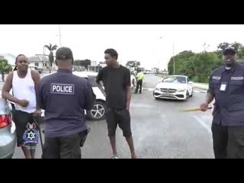 When You Disrespect Police Officers - You Will Be Dealt With! | Trinidad & Tobago Police Service